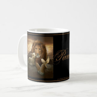 TRINITY OF PEACE  11 oz classic mug