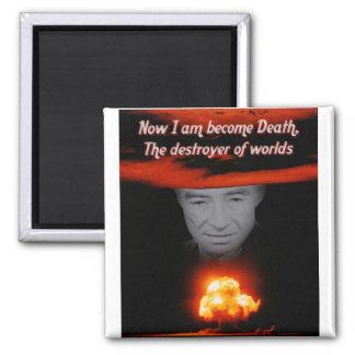 Trinity Robert Oppenheimer Magnet