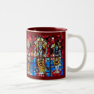Trinity Stained Glass Window Mug