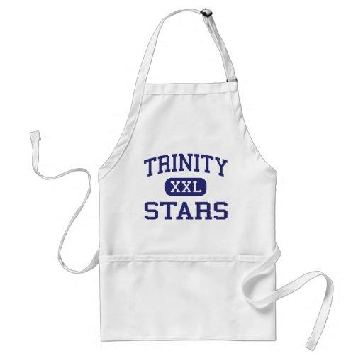 Trinity Stars Middle Washington Pennsylvania Apron