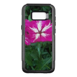 Trio of Hot Pink Phlox OtterBox Commuter Samsung Galaxy S8+ Case