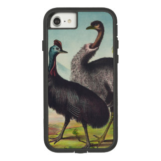 Trio of Ostriches Case-Mate Tough Extreme iPhone 8/7 Case