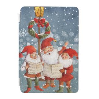Trio of Singing Elves iPad Mini Cover