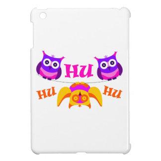 Triolium - owl party cover for the iPad mini
