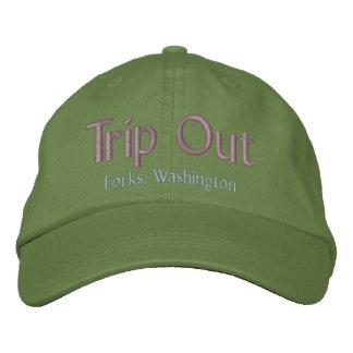 Trip Out Forks, Washington Hat Baseball Cap