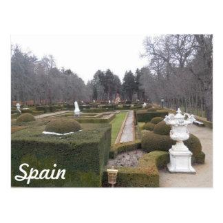 Trip to Spain Postcard