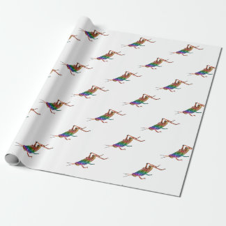 Triphopper Wrapping Paper
