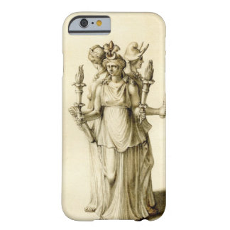 Triple-Bodied Hecate Barely There iPhone 6 Case