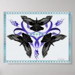 Triple Crow Celtic Knot Poster