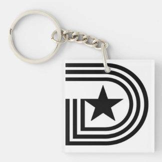 Triple D (Dallas, Texas) Key Ring