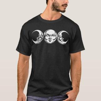 Triple Goddess Moons T-Shirt