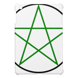 Triple-Goddess-Pentagram Cover For The iPad Mini