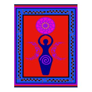 Triple Goddess Post Cards