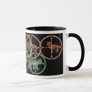 Triple mug