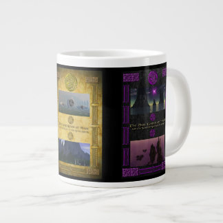 Triple Panel Imperial Imagery First Cup