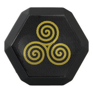 Triple spiral  Gold