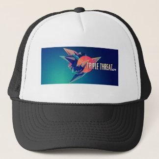 triple threat hat