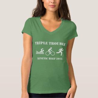 Triple Trouble 2015 T-Shirt