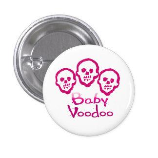 Triplet voodoo Button