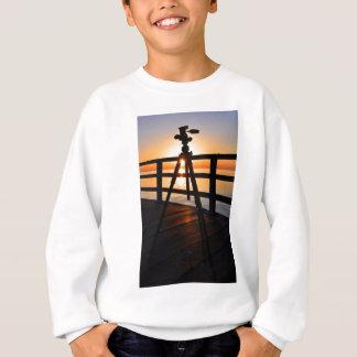 Tripod silhouette sweatshirt