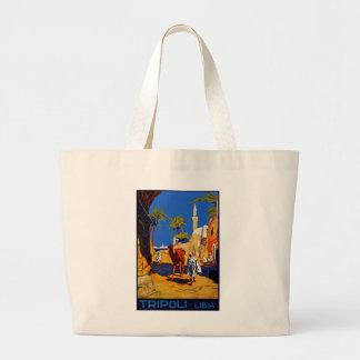 Tripoli - Libia (Libya) Jumbo Tote Bag