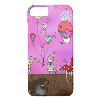 Trippin on Ballons iPhone 7 Case