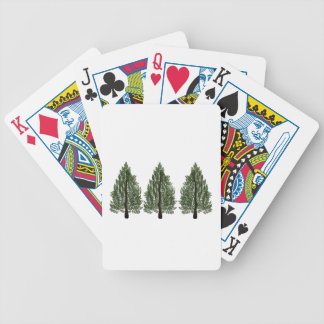 Tripple Pines Bicycle Playing Cards