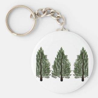 Tripple Pines Key Ring