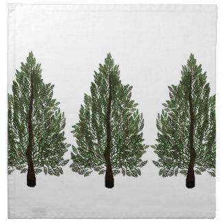 Tripple Pines Napkin