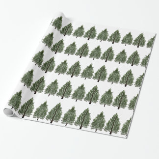 Tripple Pines Wrapping Paper