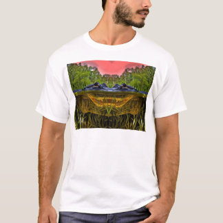 Trippy Alligator T-Shirt