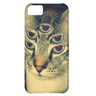 Trippy Cat iPhone 5C Case