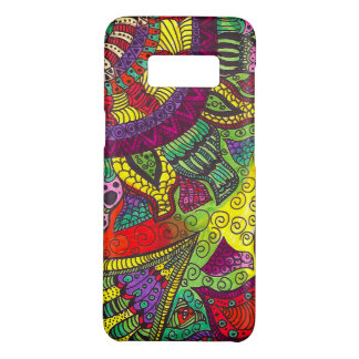 Trippy Colorful Mandala Case-Mate Samsung Galaxy S8 Case