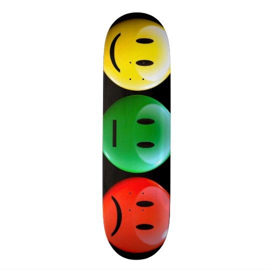 Trippy Face Time Custom Pro Park Board Skateboard Decks