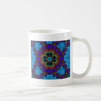 Trippy  Fractal Art Coffee Mug