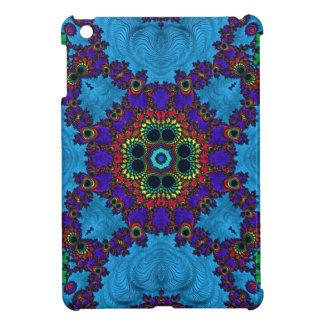 Trippy Fractal Art iPad Mini Cases