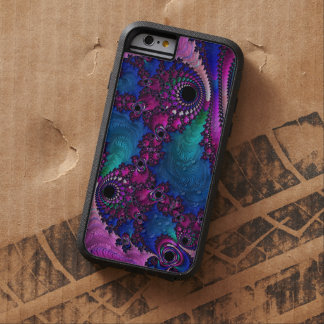 Trippy Fractal  iphone6 Tough Tough Xtreme iPhone 6 Case