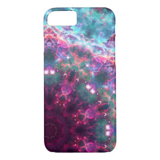 trippy galaxy iPhone 7 case
