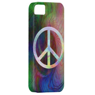 Trippy Hippy Case For The iPhone 5
