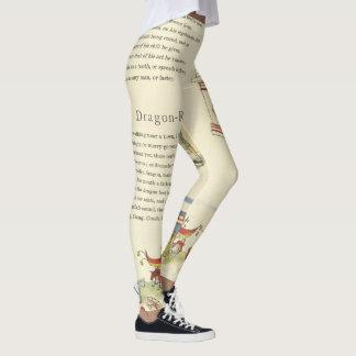 trippy leggings 35