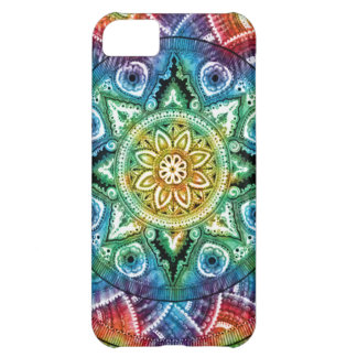 Trippy Mandala iPhone 5C Case