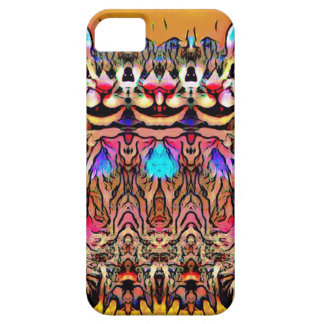 Trippy Rave Rat Case For The iPhone 5