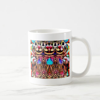 Trippy Rave Rat Coffee Mug