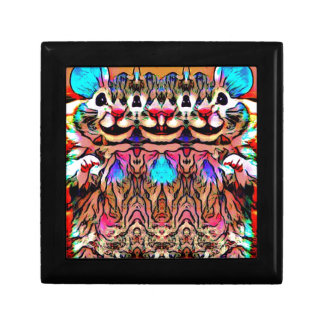 Trippy Rave Rat Gift Box