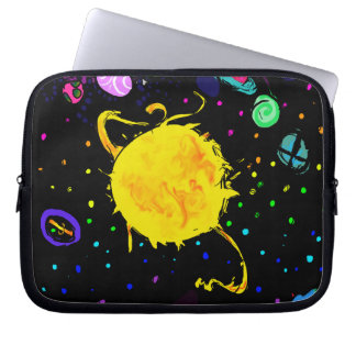 Trippy Sky 5 Laptop Sleeve