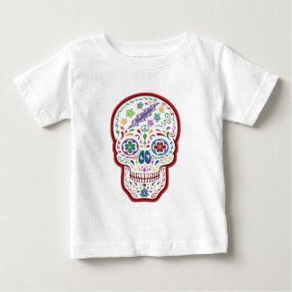 Trippy Sugar Skull Tee Shirts