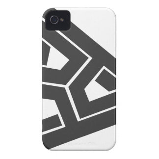 Trippy Triangle iPhone 4 Covers