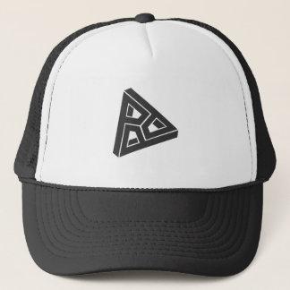 Trippy Triangle Trucker Hat
