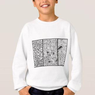 Triptych 01 sweatshirt
