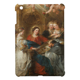 Triptych St. Idelfonso - Peter Paul Rubens Cover For The iPad Mini